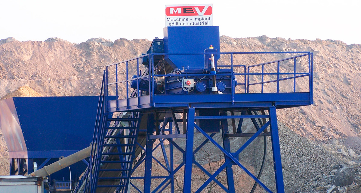 MEV Construction and industrial machinery and equipment