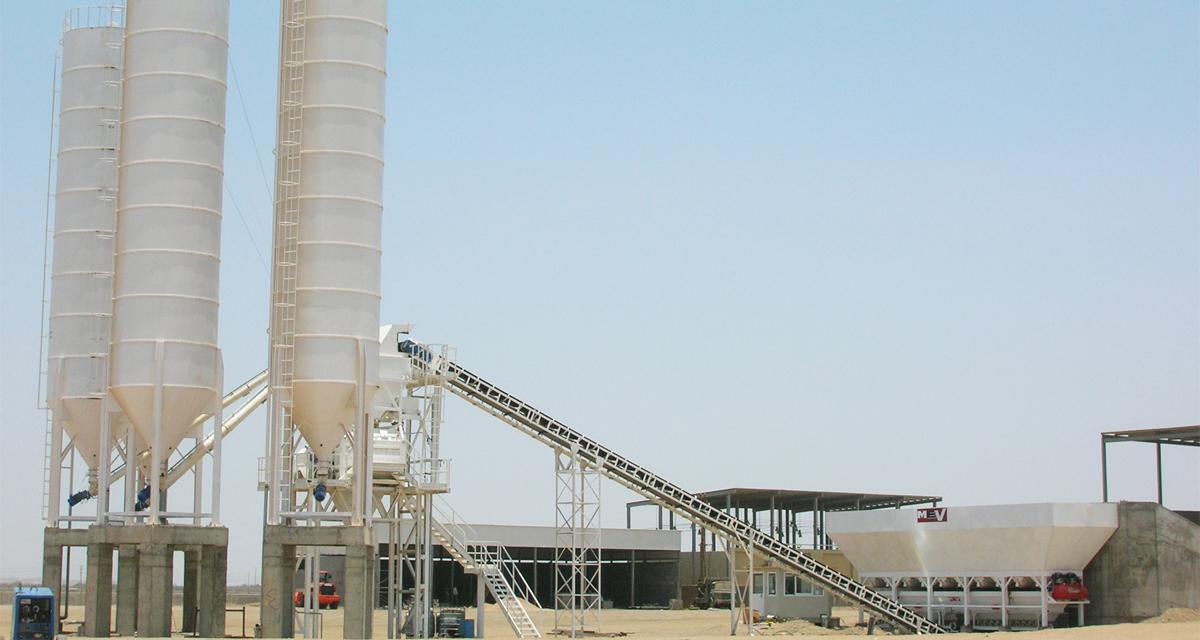MEV Macchine ed impianti edili ed industriali