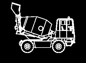 Auto betoniere